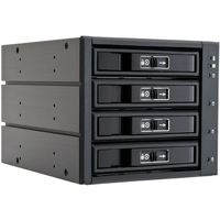 "Backplane Chieftec CBP-3141SAS, Backplane 3 x 5.25"" For 4 SAS or S-ATA HDDs"