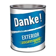 EMAIL DANKE EXTERIOR 0.75L, bleu