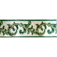 Фриз (200*60) Акварель зеленая Б94301