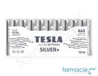 Baterie Tesla  AAA Silver+ (LR03) N10