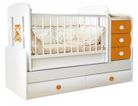 Bambini Comfort Vip Orange Bear Sailor