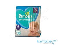 Scutece PAMPERS Active Baby 5 N38 (11-16kg)