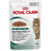 Royal Canin Instinctive +7 - cat pouch - 85 г