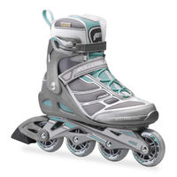 Role Rollerblade Macroblade Comp W, 076242009A6