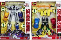 TRANSFORMERS C0624 Трансформеры Роботы Под Прикрытием: Тим-Комбайнер