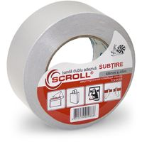 SCROLL Скотч двусторонний SCROLL 48мм x 45м