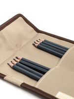 Set de creioane un ceronograf. Graf'Art MALEVICH, 8 buc., Husa creion de buzunar