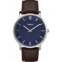 Metropolitan 40mm Leather Watch