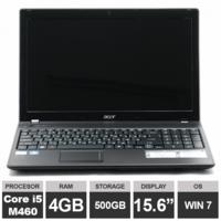 Ноутбук Acer Aspire 5742G Black