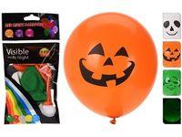 Набор воздушных шариков LED 3шт , 3 дизайна