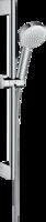 Crometta 100 Set Duș manual 1jet cu bară 65 cm