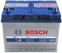 Аккумулятор Bosch Silver S4 026 (0 092 S40 260)