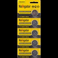 Батарейки серии NBT-CR (Литиевые) CR-2025