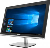 """Asus AIO V230IC (23""""FHD I5-6400T 4Gb 1TB UMA Win10 ) Black 23.0""""(58.4cm), 16:9, Wide Screen, Full HD 1920x1080/, LED-backlight, IPS, 178° wide viewing angle,Intel® H110,4 GB Up to 8 GB,2 x SO-DIMM,Tray-in Supermulti DVD RW 8X,802.11 b/g/n/ac , Bluetooth V4.0 , LAN 10/100/1000 Mbps,1 M Pixel Camera,Audio SonicMaster Premium,Speakers 2 x 2 W,1 x 5 W Internal Woofer,Digital MIC, Side I/O Ports:1x USB 3.1,1 x 6 -in-1 Card Reader,1 x Headphone,1 x Microphone,Back I/O Ports:1 x USB 3.1,4 x USB 3.0 ,1 x USB 2.0 ,1 x HDMI-Out,1 x RJ45 LAN,1 x Kensington Lock,1 x Power input, Keyboard and Mouse Wireless"""