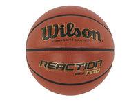 Мяч баскетбольный #6 REACTION PRO 285 WTB10138XB06 Wilson (2158) (под заказ)