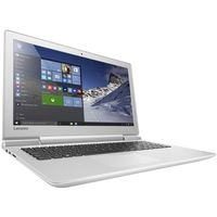 "Lenovo IdeaPad 700-15ISK White 15.6"" IPS FullHD (Intel® Quad Core™ i7-6700HQ 2.60-3.50GHz (Skylake), 8Gb DDR4, 1.0TB HDD, GeForce® GT950M 2Gb, ext.DVDRW, Card Reader, WiFi-AC/BT4.0, 3cell, HD720p Webcam, JBL Spk/Backlit KB, RUS, DOS, 2.3kg)"