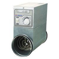 Калорифер НК 315 - 9,0-3У + Регулятор температур