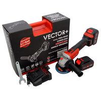 Болгарка VECTOR+ 20V VEA-2040