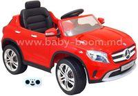 "Baby Mix UR-Z653R MS Машина на аккумуляторе ""Mercedes GLA"" красный"