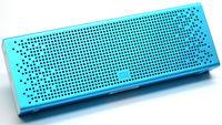 Акустическая Bluetooth-система. Xiaomi MI Portable Bluetooth 6W Blue