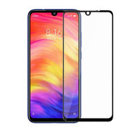 Защитное стекло Cover'X для Xiaomi Redmi 7 3D (full covered) Black