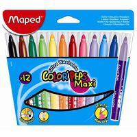 MAPED Фломастер MAPED Maxi/12