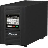 """UPS MUSTEK PowerMust 1080 Online LCD Tower (1KVA), IEC, """"98-ONC-X1008"""""""