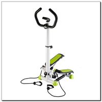 S8004 TWIST STEPPER WITH COLUMN AND ROPES