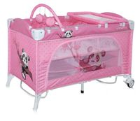 Bertoni (Lorelli) Travel Kid 2 Rocker Pink Panda (10080231637)