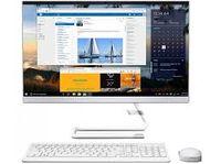 Lenovo AIO IdeaCentre 3 24IMB0, белый (23,8 дюйма, FHD IPS Core i5-10400T 2,0–3,6 ГГц, 8 ГБ, 512 ГБ, без ОС)