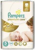 Pampers Premium Care Junior 5 (11-25 кг.) 44 шт.