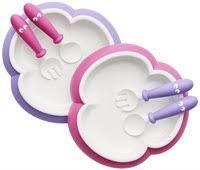 Набор для кормления BabyBjorn Purple