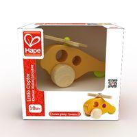 Hape Деревянная игрушка Маленький вертолет