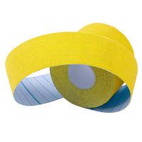 купить Кинезиотейп Кинезиологическая лента в рулоне Insportline 5 m, 5 cm, желтый 10797 (2700) в Кишинёве