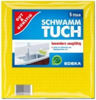 Servetele universale G&G Schwamm-tuch 5 buc