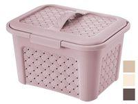 Коробка с крышкой Arianna 5.6l, 27.6Х21.8Х17.2cm