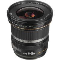 Zoom Lens Canon EF-S 10-22 mm F/3.5-4.5 USM