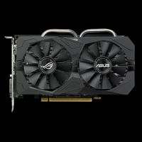 ASUS STRIX-RX560-4G-GAMING AMD Radeon RX 560, 128Bit
