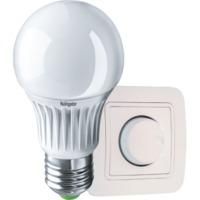 (BA) LED (8W) NLL-A55-8-230-2.7K-E27-DIMM (Profissional)