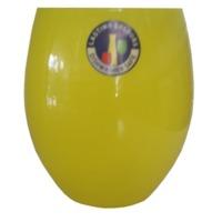 Стакан из стекла Aqua Bormioli 500 мл, желтый