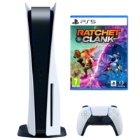 SONY PlayStation 5 + Ratchet & Clank: Rift Apart