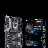 MB S1200 Asus PRIME B560M-K  mATX
