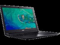 """ACER Aspire A315-53 Obsidian Black (NX.H38EU.112) 15.6"""" FHD (Intel® Celeron® Processor 3867U 2xCore 1.8GHz, 4Gb (1x4) DDR4 RAM, 128GB SSD, Intel® HD Graphics 610,  w/o DVD, WiFi-AC/BT, 2cell, 0.3MP webcam, RUS, Linux, 2.1kg)"""