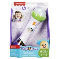 Fisher Price Микрофон рум