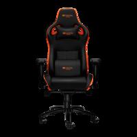Игровое кресло Canyon Corax Black/Orange