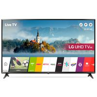 TV LG 43UJ630V, Black