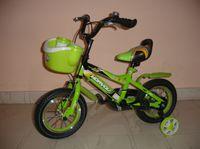 Велосипед VL-164 green