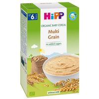 Hipp каша мультизлаковая органическая безмолочная, 6+мес. 200г
