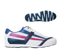 Кожанные кроссовки BELKELME (08327 - /706 )