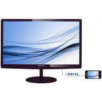 Monitor Philips 247E6EDAW Black